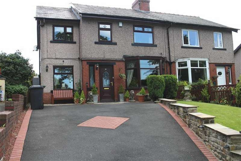 5 Bedrooms Semi Detached House for sale in Hallam Road, Nelson, Lancashire
