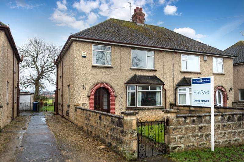 3 Bedrooms Semi Detached House for sale in Rippington Drive, Marston, Oxford, Oxfordshire