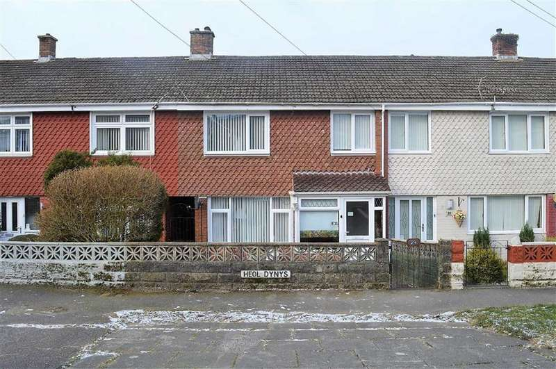 3 Bedrooms Terraced House for sale in Heol Dynys, Swansea, SA5