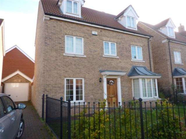 4 Bedrooms Detached House for rent in Juniper Road, Red Lodge
