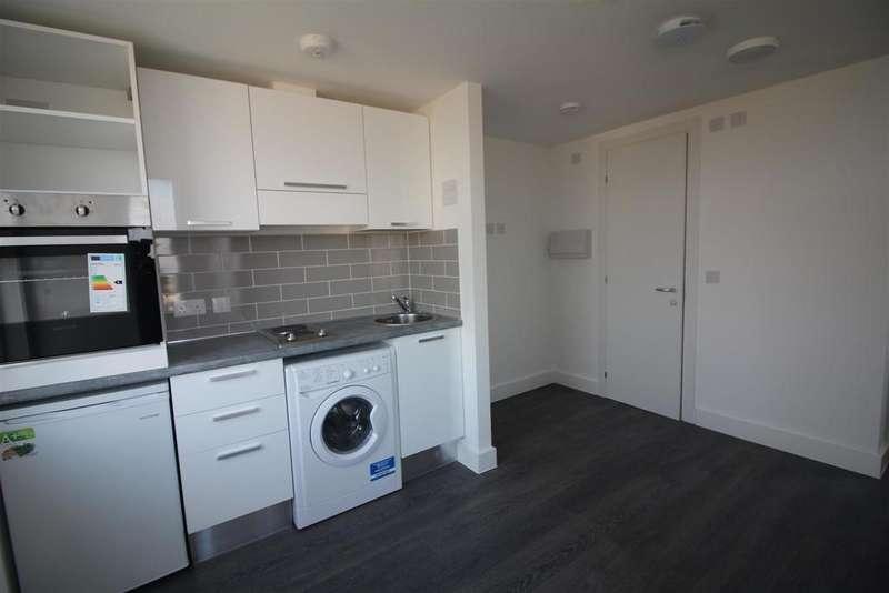 Studio Flat for rent in Terminus House, Terminus Street, Harlow