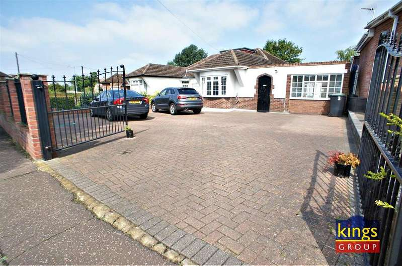 3 Bedrooms Semi Detached Bungalow for sale in Pick Hill, Waltham Abbey