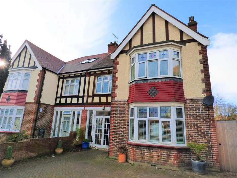 4 Bedrooms House for sale in Rothbury Road, Hove