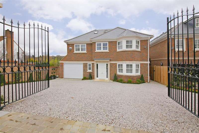 6 Bedrooms Detached House for sale in The Warren, Radlett