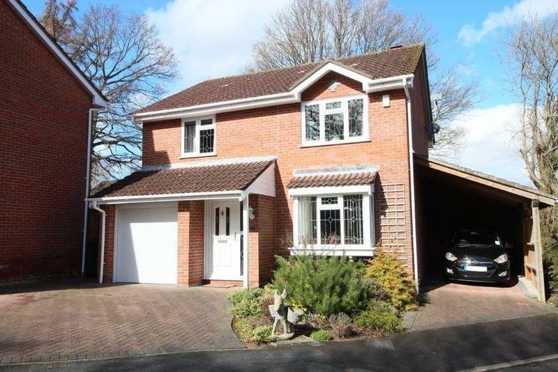 4 Bedrooms Detached House for sale in Welland Gardens , West End SO18