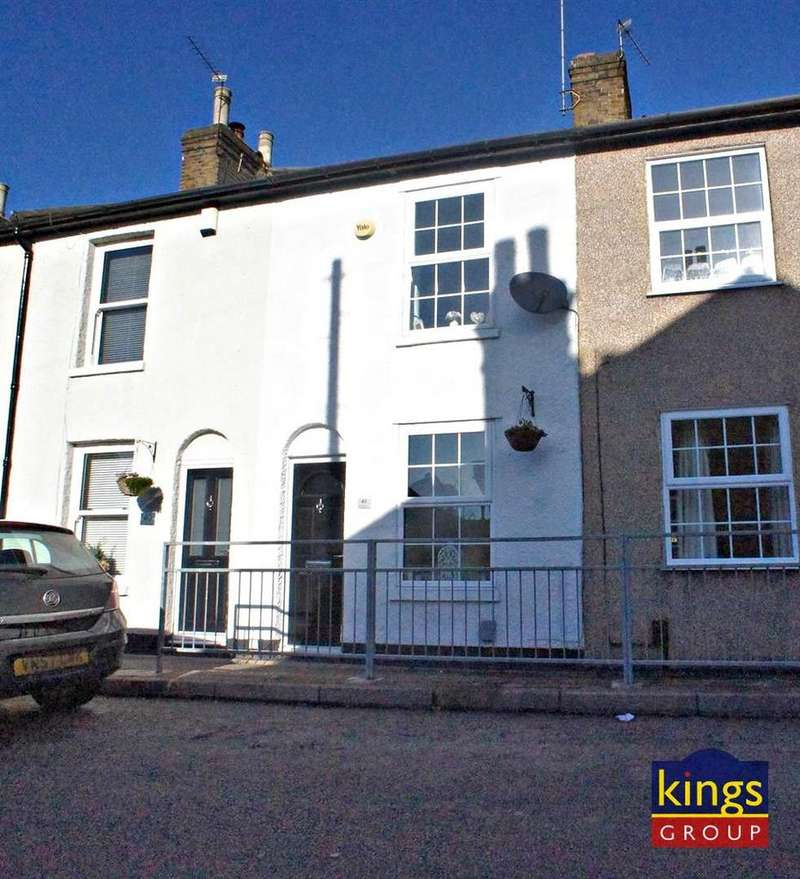 3 Bedrooms Terraced House for sale in Greenfield Street, Waltham Abbey