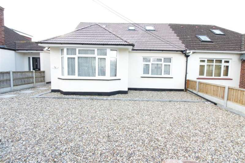 4 Bedrooms Chalet House for sale in Hall Farm Road, Benfleet