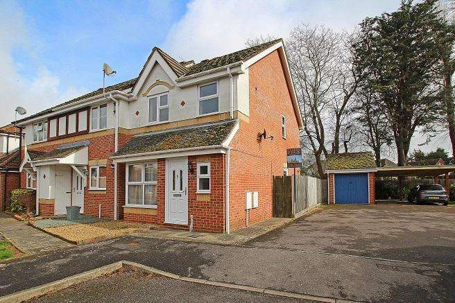 3 Bedrooms End Of Terrace House for sale in Grenville Gardens, Donningtom, Chichester PO19