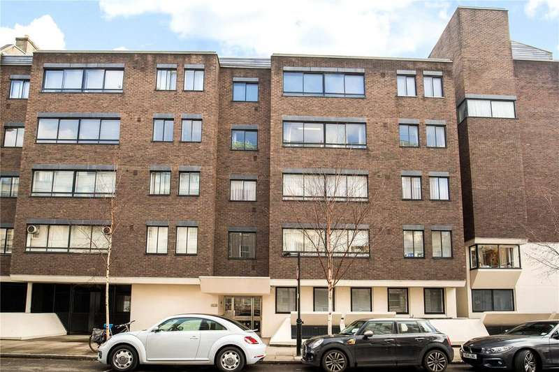 3 Bedrooms Flat for sale in Harmont House, 20 Harley Street, Marylebone, London