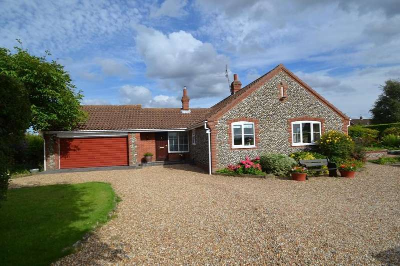 3 Bedrooms Detached Bungalow for sale in Hindringham