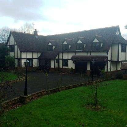 5 Bedrooms House for rent in Birchfield Avenue, Tettenhall, Wolverhampton WV6