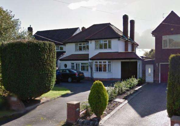 3 Bedrooms Detached House for rent in Wrottesley Road West, Tettenhall, Wolverhampton WV6