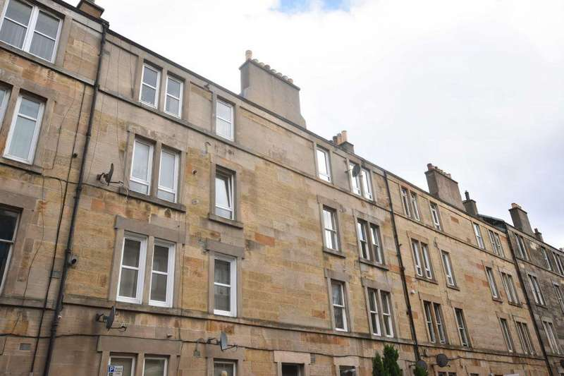 1 Bedroom Flat for sale in 13 (2f2), Downfield Place, Edinburgh, EH11 2EJ