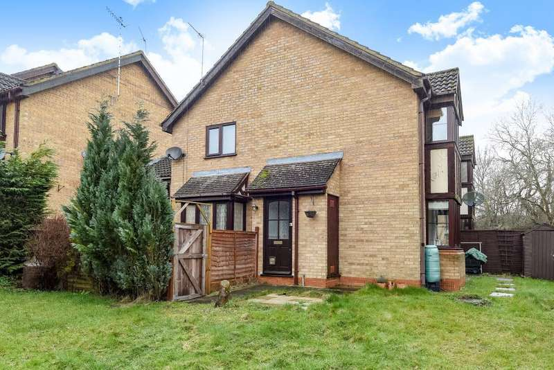 2 Bedrooms House for sale in Hemel Hempstead, Hertfordshire, HP1