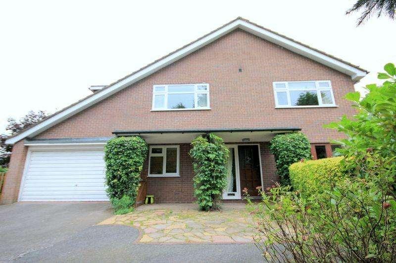 5 Bedrooms Detached House for sale in Vanity Lane, Oulton
