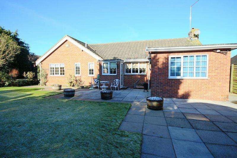 3 Bedrooms Bungalow for sale in Orchard Close, Ashley, Market Drayton
