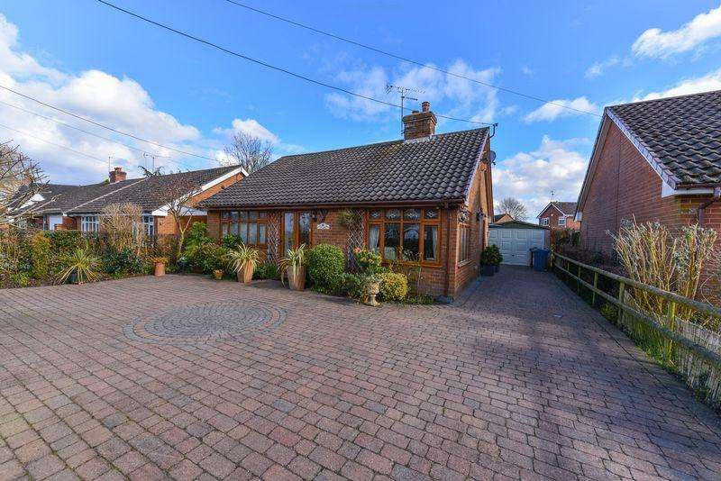 2 Bedrooms Detached Bungalow for sale in Yarnfield Lane, Yarnfield, Stone
