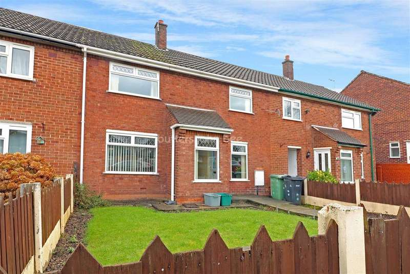 3 Bedrooms Terraced House for sale in Standford Drive, Northwich
