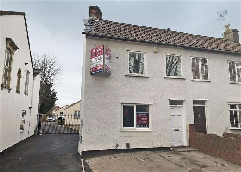 4 Bedrooms End Of Terrace House for sale in Two Mile Hill Road, Kingswood, Bristol