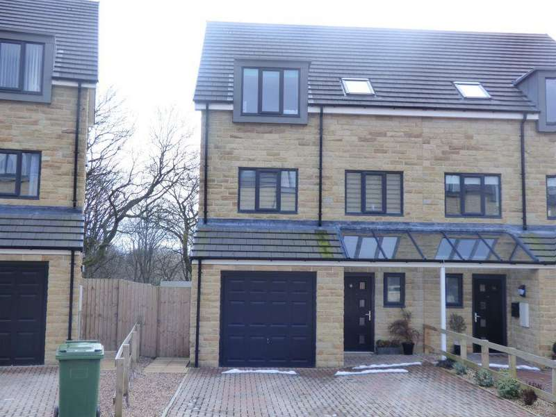 4 Bedrooms House for rent in 16 ROUNDHILL GREEN, CLIFFE LANE, BD19 4TH