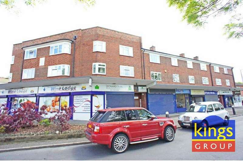 2 Bedrooms Flat for sale in Valleyside Parade, Chingford
