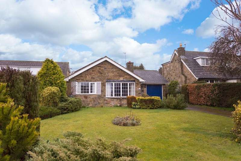 3 Bedrooms Detached Bungalow for sale in Castle Side, Sheriff Hutton, York