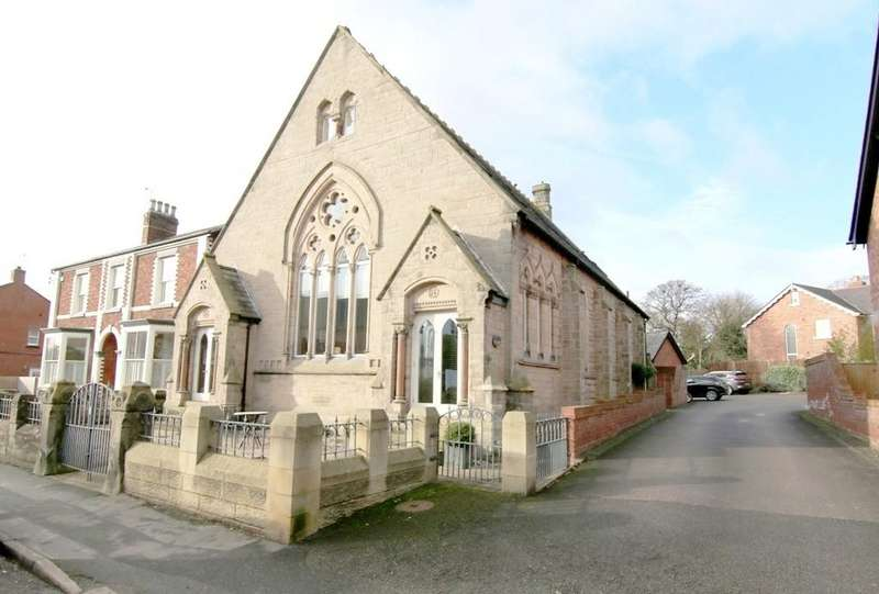 3 Bedrooms Apartment Flat for sale in High Street, Tattenhall
