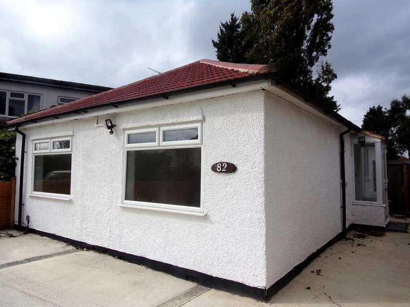 3 Bedrooms Detached Bungalow for sale in West Drayton Road, Uxbridge , Greater London UB8