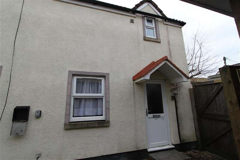 1 Bedroom Semi Detached House for sale in High Street, Staple Hill, Bristol