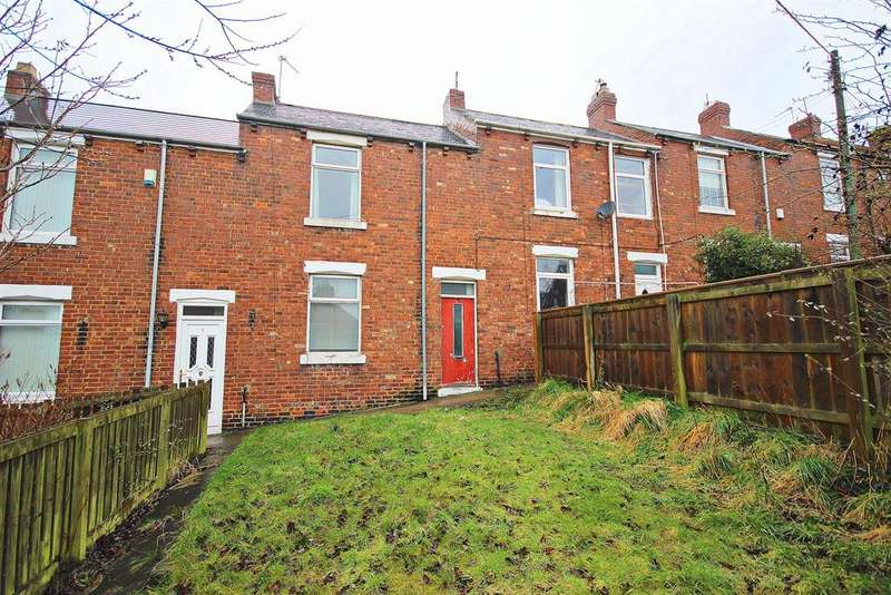 2 Bedrooms Terraced House for sale in William Street, Chester Le Street