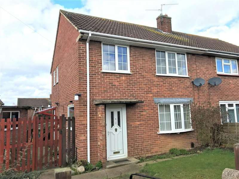 3 Bedrooms Semi Detached House for rent in Melbourne Road, Grantham, NG31