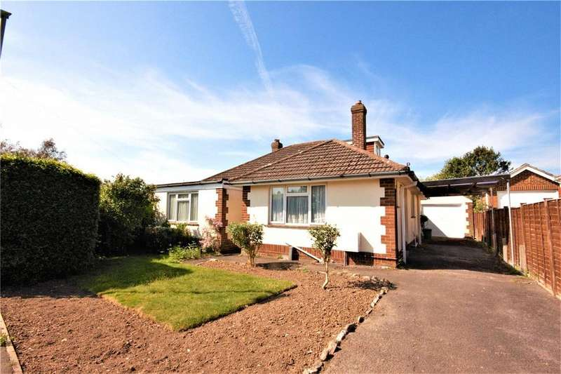 3 Bedrooms Detached Bungalow for rent in Park Close, Milford on Sea, Lymington, Hampshire, SO41