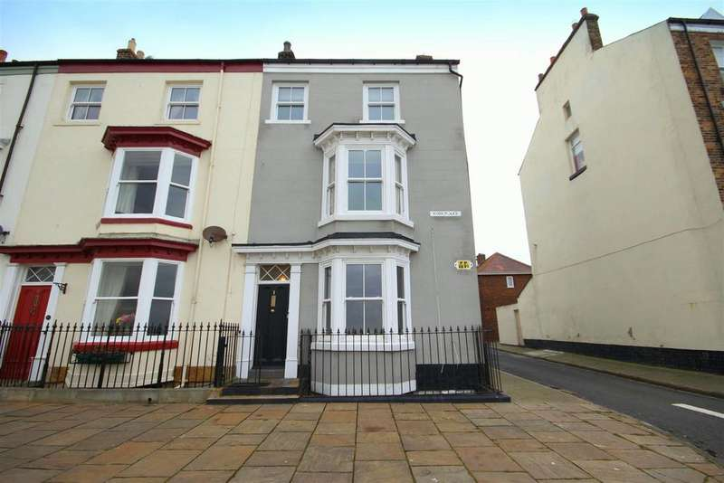 4 Bedrooms End Of Terrace House for sale in York Place, Headland, Hartlepool