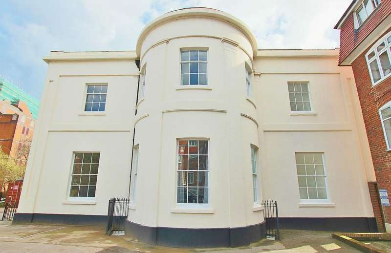 2 Bedrooms Duplex Flat for sale in Grosvenor Square, Southampton
