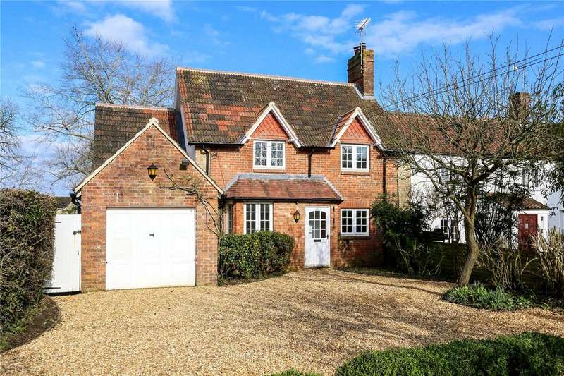 3 Bedrooms Semi Detached House for sale in The Green, Christian Malford, Chippenham