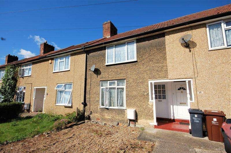 2 Bedrooms Terraced House for sale in Harris Road, Dagenham