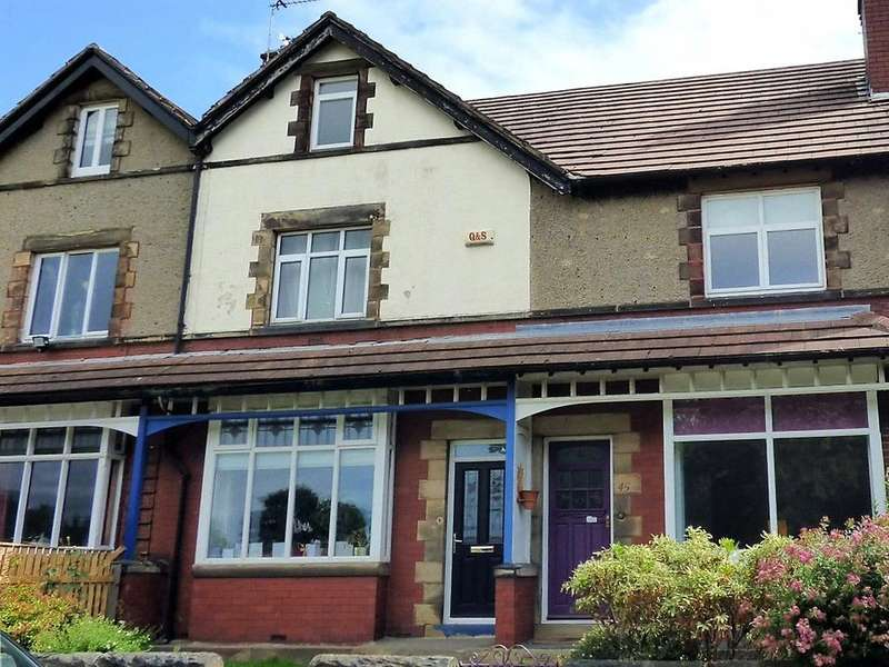 3 Bedrooms Terraced House for sale in Park View, Cleckheaton, BD19