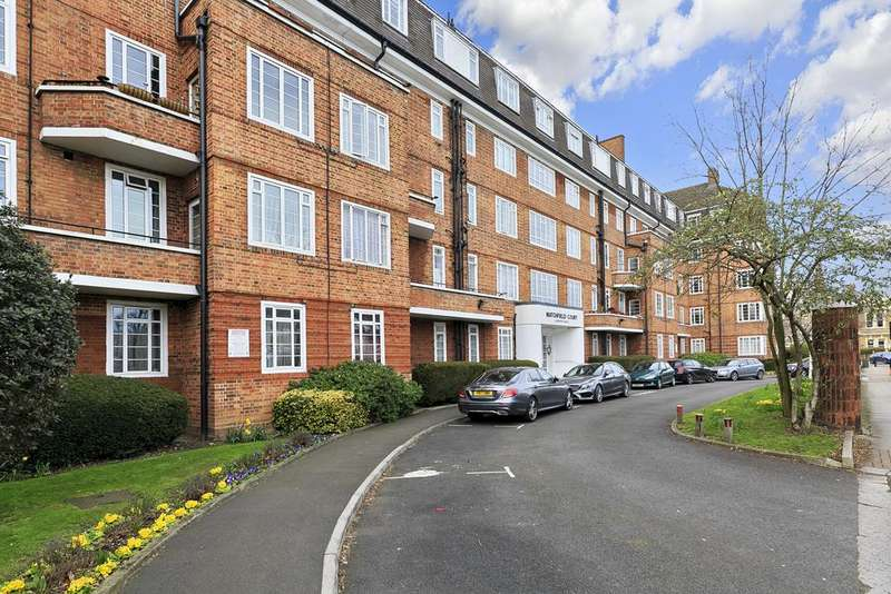 2 Bedrooms Flat for sale in Watchfield Court, Sutton Court Road, London