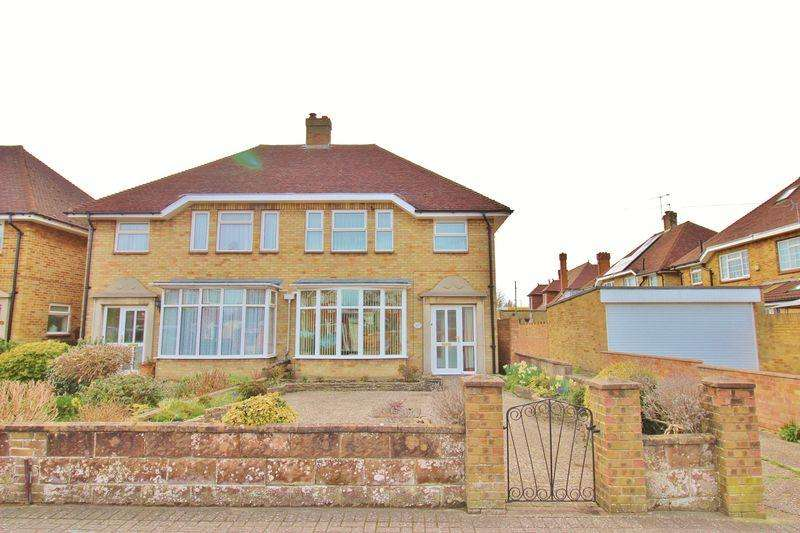 3 Bedrooms Semi Detached House for sale in The Old Road, Cosham
