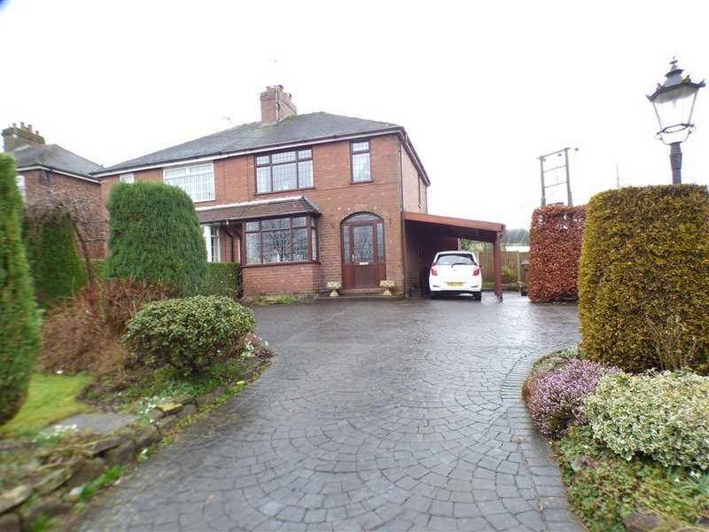 3 Bedrooms Semi Detached House for sale in 77, Leek Road, Cheadle