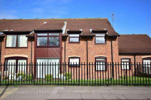 2 Bedrooms Retirement Property for sale in Queens Court, Grimsby