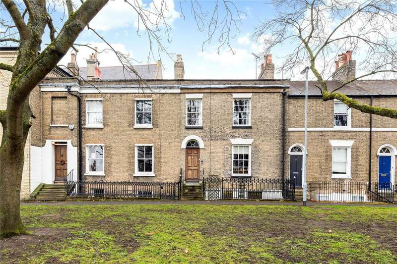 4 Bedrooms Terraced House for sale in Petersfield, Cambridge, CB1