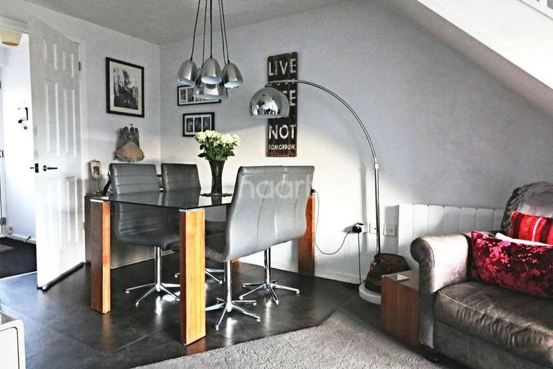 3 Bedrooms Terraced House for sale in Ashdale Close, Stanwell, Staines