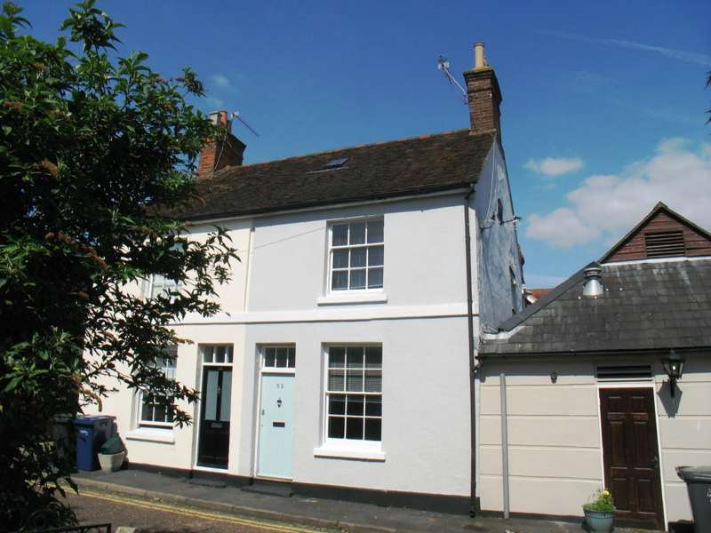 3 Bedrooms End Of Terrace House for sale in Long Garden Walk, Farnham, Surrey, GU9