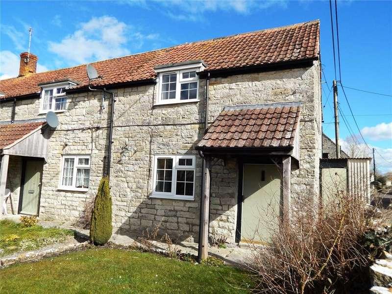 2 Bedrooms End Of Terrace House for rent in Parsonage Cottages, Back Street, West Camel, Yeovil, BA22