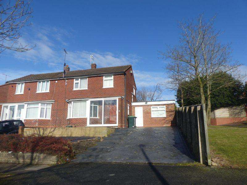 3 Bedrooms Semi Detached House for sale in Highfield Road, Great Barr