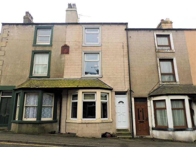 4 Bedrooms Terraced House for sale in 7 Jubilee Buildings, Main Street, Bentham