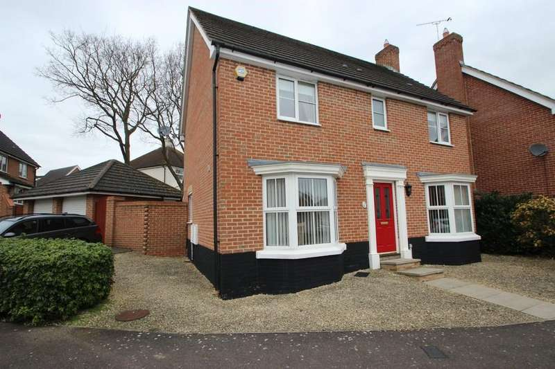 4 Bedrooms Detached House for sale in Basildon, SS15