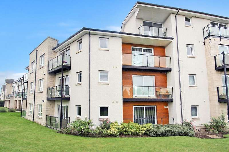 2 Bedrooms Apartment Flat for sale in Stance Place, Larbert