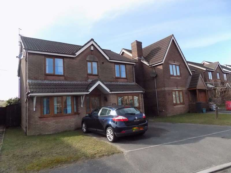 4 Bedrooms Detached House for sale in Mariners Point, Port Talbot, Neath Port Talbot. SA12 6DL